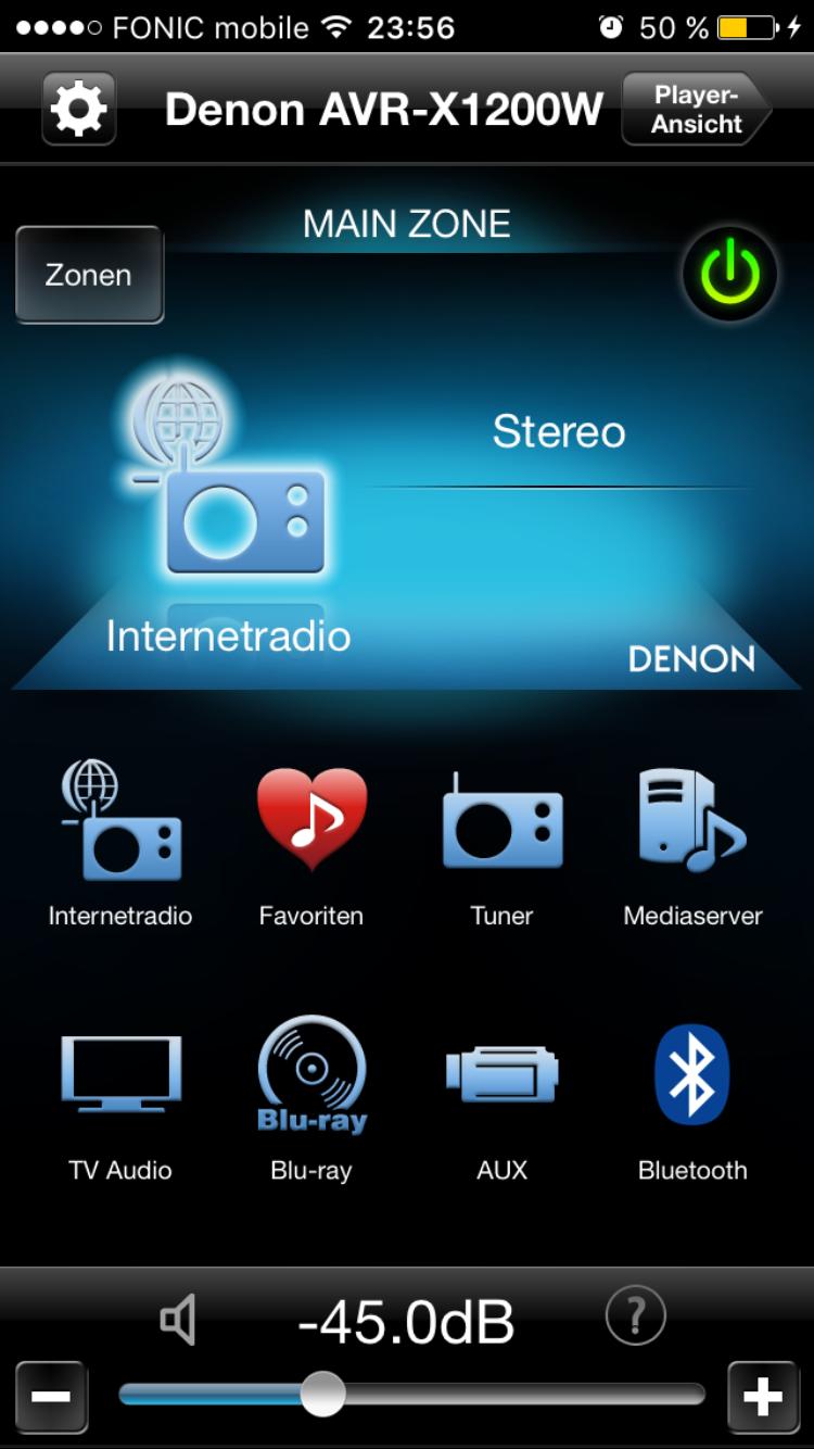 iOS_Denon_App